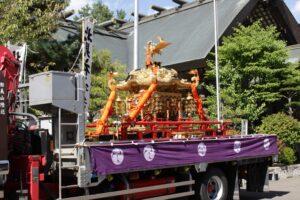令和3年 北見神社秋季例大祭